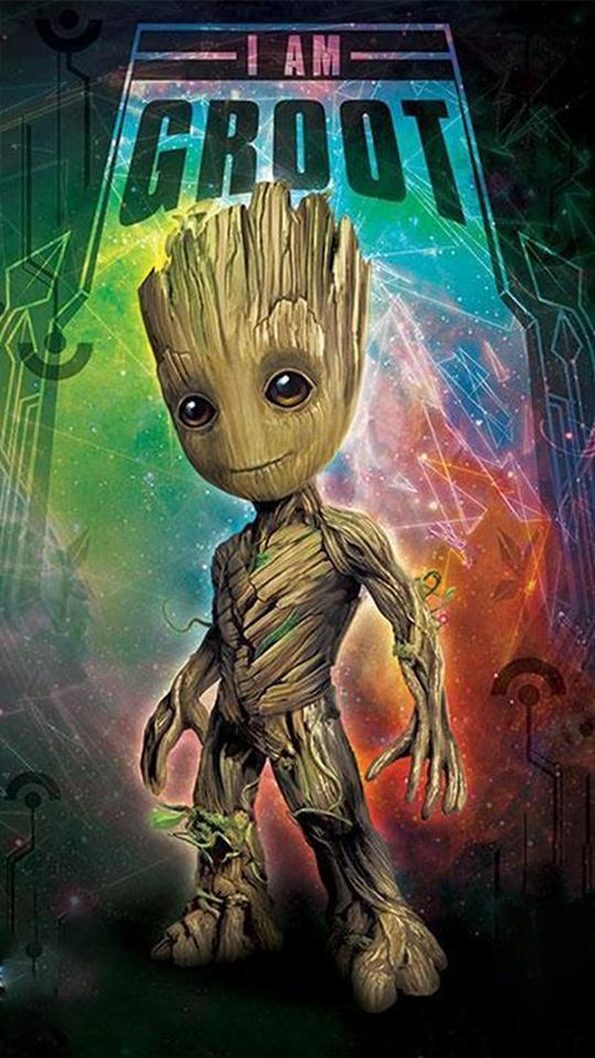 Baby Groot Live Wallpaper For Android Apk Download