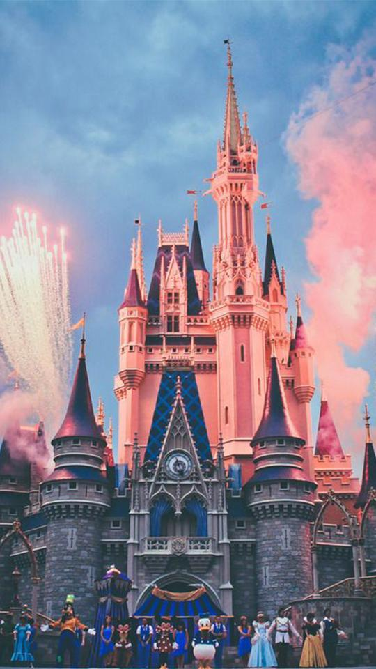 Disney Castle Live Wallpaper For Android Apk Download