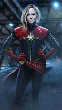 Captain Marvel Live Wallpaper For Android Apk Download