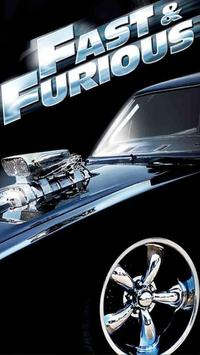 Fast And Furious Live Wallpaper poster