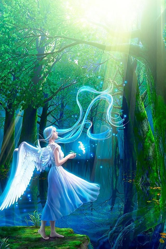 Fantasy Fairy Live Wallpaper For Android Apk Download