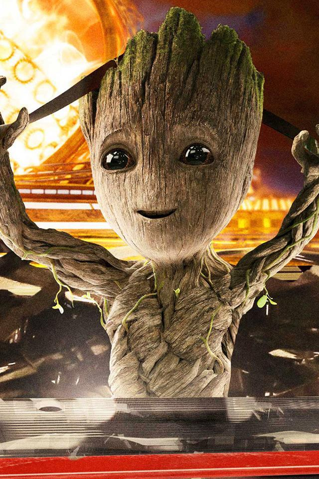 Guardians Of The Galaxy Live Wallpaper For Android Apk
