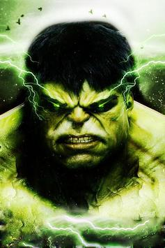 Hulk Live Wallpaper For Android
