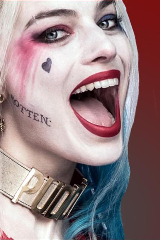 Harley Quinn Live wallpaper Plakat ...