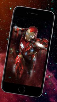 Iron Man Live Wallpaper for Android - APK Download