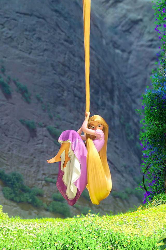 Tangled Rapunzel Live Wallpaper For Android Apk Download