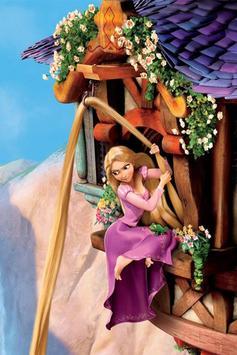 Tangled Rapunzel Live Wallpaper screenshot 6