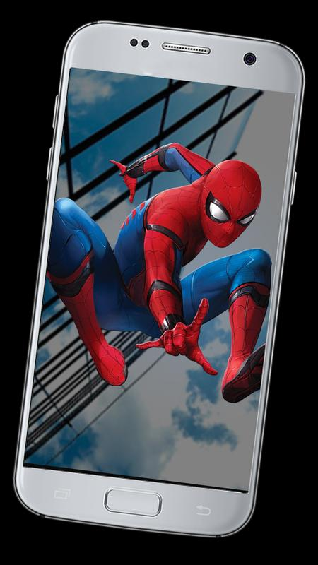 Spiderman Live Wallpaper For Android Apk Download