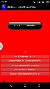 2G 3G 4G Signal Master Prank screenshot 1