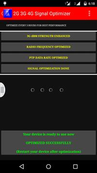 2G 3G 4G Signal Master Prank screenshot 2