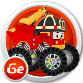 Rescue Robocar Roy icon