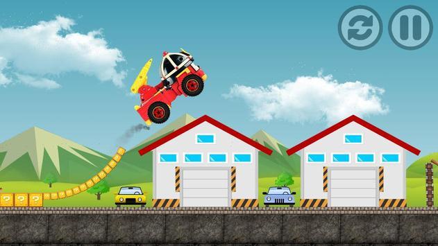 Rescue Robocar Roy screenshot 1