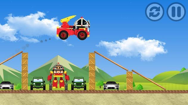 Rescue Robocar Roy screenshot 2