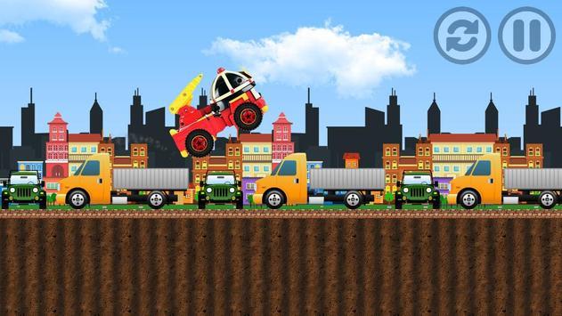 Rescue Robocar Roy screenshot 4