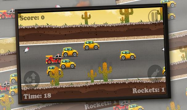 Petualangan Robocar Roy Game screenshot 2