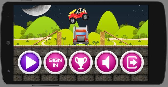 Night Robocar Roy Game poster