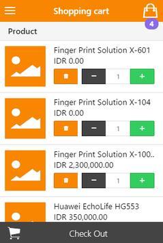 Montag Solution App screenshot 2