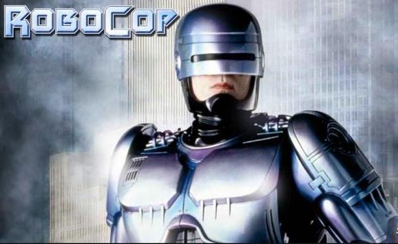 Robocop Wallpaper Poster Screenshot 1 2
