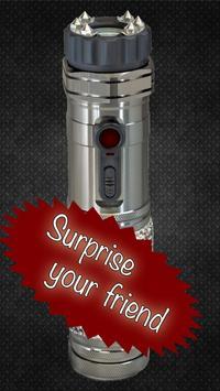 Stun Gun - Electroshock weapon poster