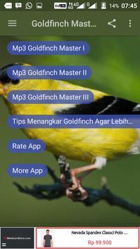 Goldfinch Master Offline screenshot 1