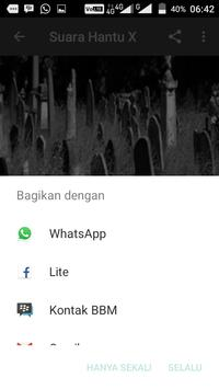 Suara Hantu Offline screenshot 2