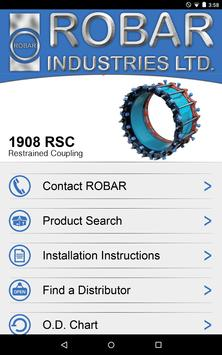 Robar Industries poster