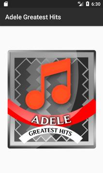 Adele Greatest Hits Songs poster