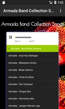 Armada Band Collection Songs apk screenshot