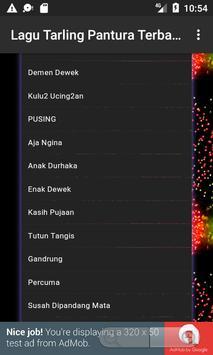 Lagu Tarling Pantura Terbaru apk screenshot