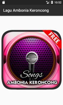Lagu Ambon Keroncong poster