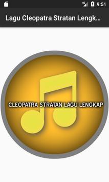 Lagu Cleopatra Stratan Lengkap poster