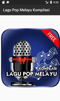 Lagu Pop Melayu Kompilasi poster