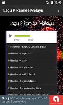 Lagu P Ramlee Melayu apk screenshot