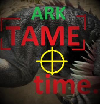 Ark Survival: Tame Time Calc poster