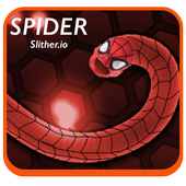 Spider skins for slither.io icon