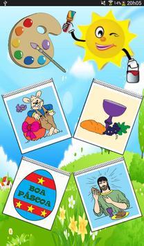 Christian Easter coloring screenshot 8