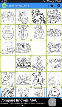 Christian Easter coloring screenshot 1