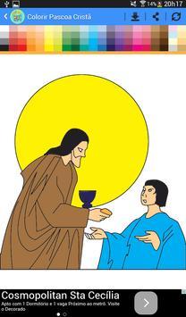 Christian Easter coloring screenshot 22