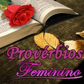 Provérbios Bíblicos Feminino icon