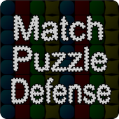 Match Puzzle Defense icon