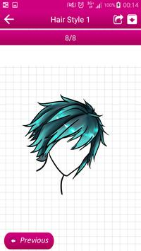Learn To Draw Hairstyles II screenshot 3
