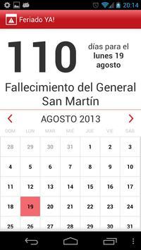 Feriado YA! apk screenshot