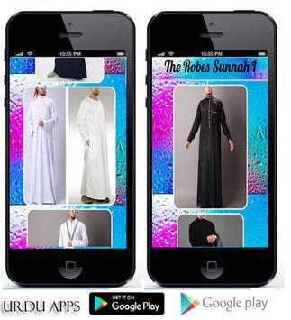 Design Robes sunnah 2018 ! poster