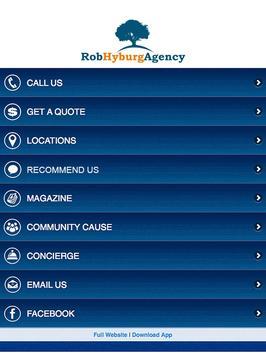 Rob Hyburg Agency screenshot 3