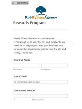 Rob Hyburg Agency screenshot 7