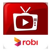 Robi TV icon