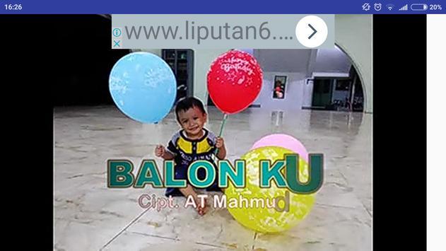 Video Lagu Anak Populer screenshot 2
