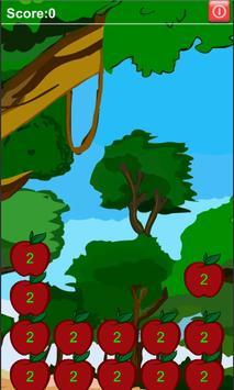 2048 Fruit Crush poster