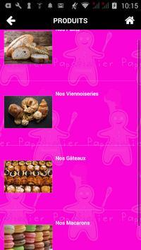 Boulangerie Papatissier screenshot 11