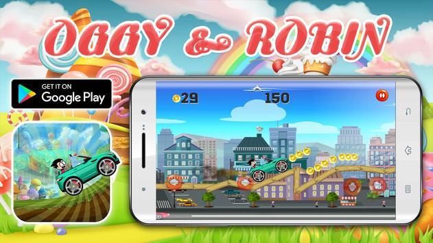 Robin and Oggy Crazy Adventures apk screenshot